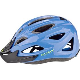 Rudy Project Rocky Kask, blue shiny
